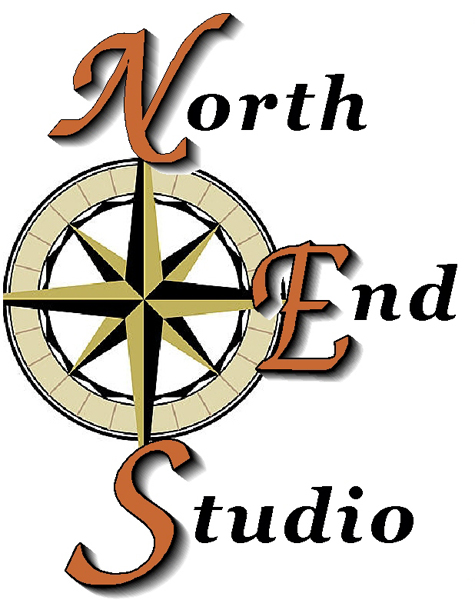 North End Studio Logo 2x1.5