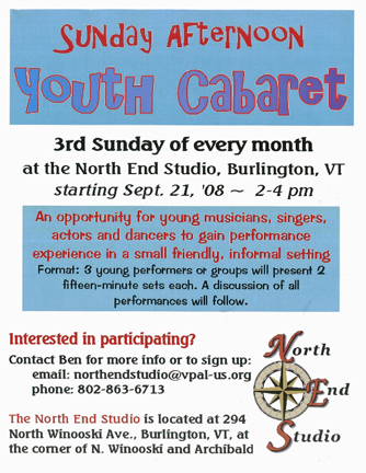 Youth Cabaret for blog