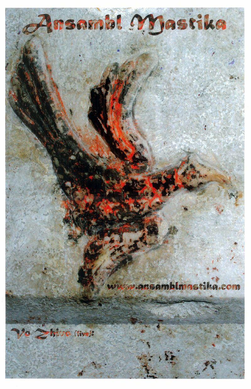 Ansembl Mastika poster