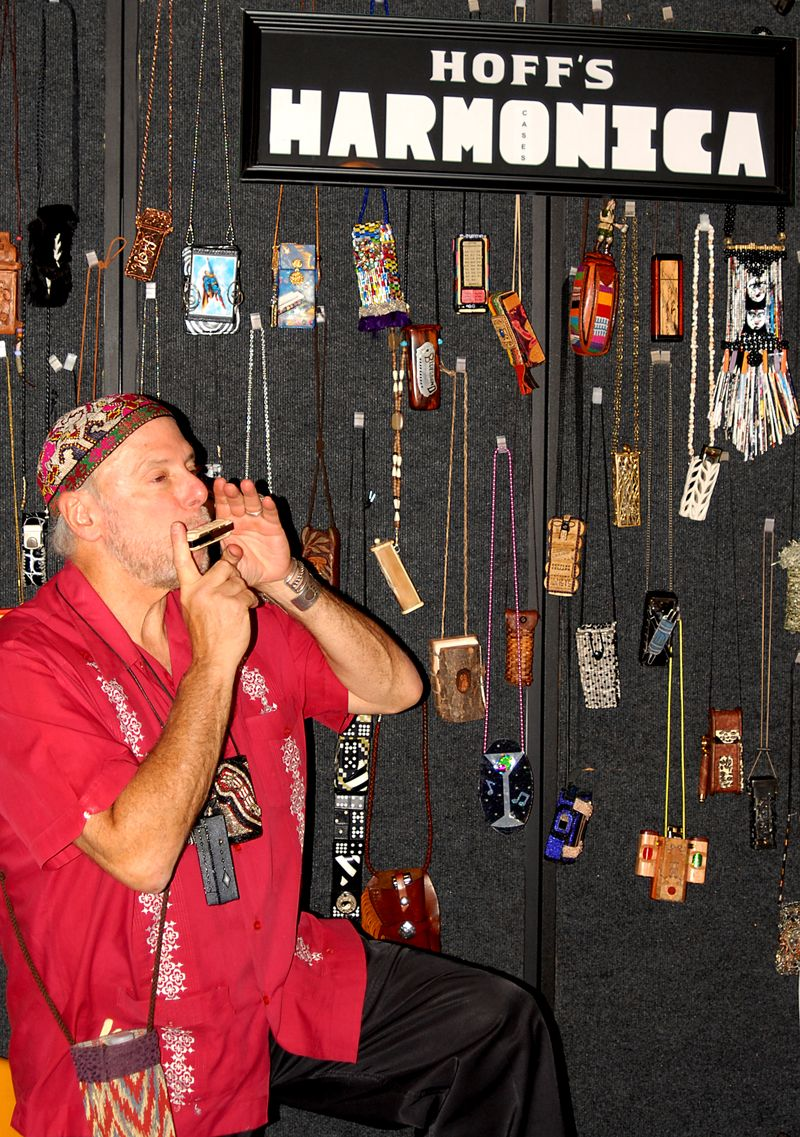 Hoff harmonicas